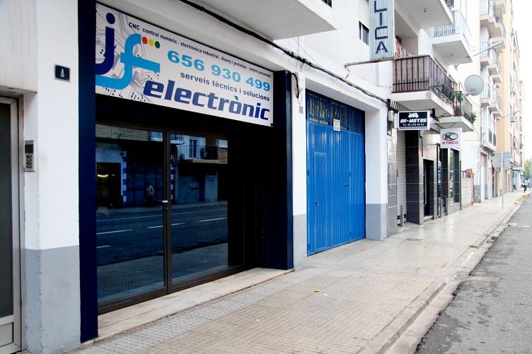 Contacta con nosotros electronic jf - Reparacion electronica valencia ...